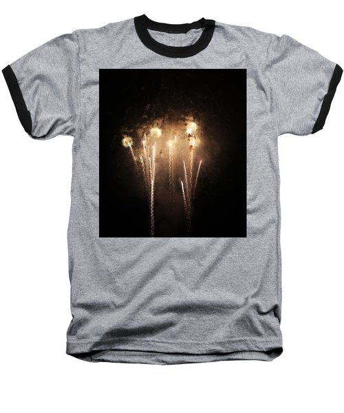 Baseball T-Shirt featuring the photograph Sonic by Rowana Ray