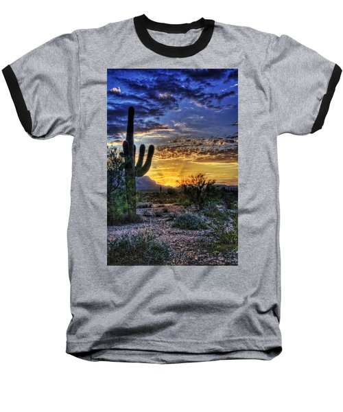 Sonoran Sunrise  Baseball T-Shirt