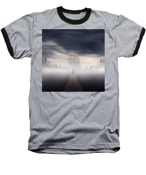 Soul's Journey Baseball T-Shirt