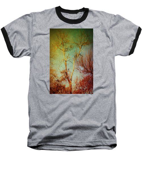 Souls Of Trees Baseball T-Shirt