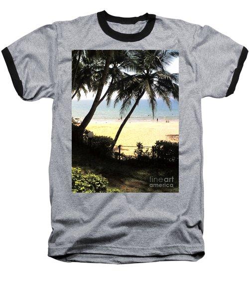 South Beach Baseball T-Shirt