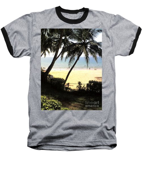 South Beach - Miami Baseball T-Shirt