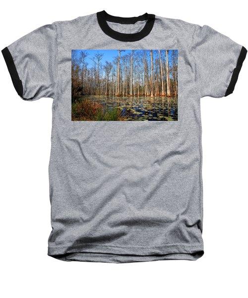 South Carolina Swamps Baseball T-Shirt
