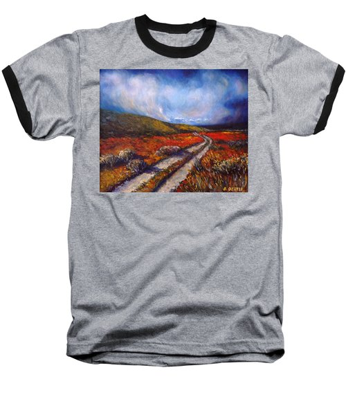 Southern California Road Baseball T-Shirt