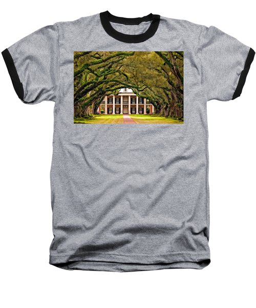 Southern Class Painted Baseball T-Shirt
