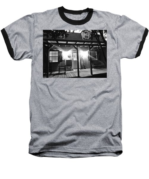 Southern Hospitality Baseball T-Shirt
