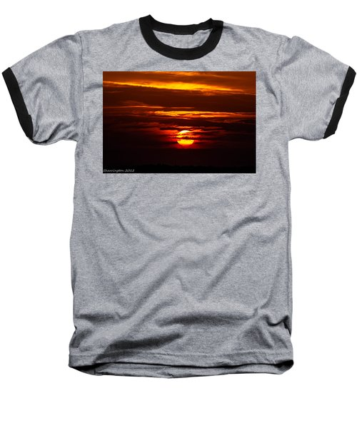 Southern Sunset Baseball T-Shirt