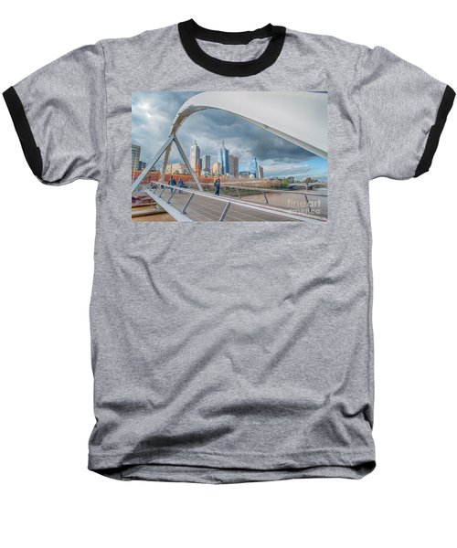 Southgate Bridge Baseball T-Shirt
