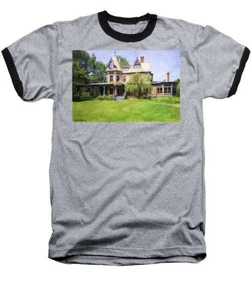 Southport Victorian Baseball T-Shirt by Fran Gallogly