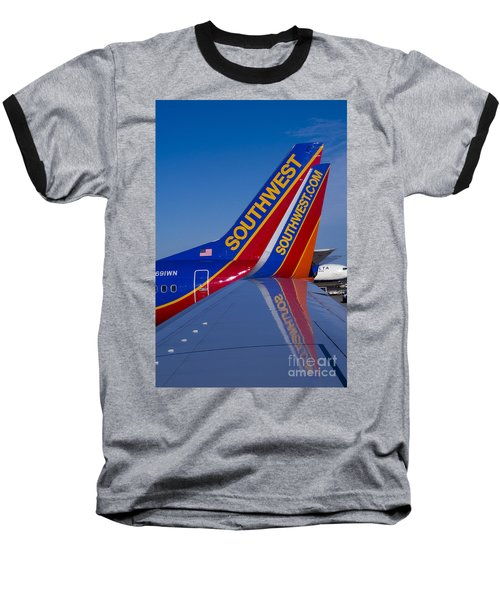 Southwest Baseball T-Shirt by Steven Ralser