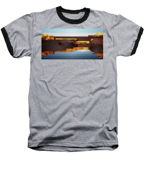 Southwest Sunrise 1 Baseball T-Shirt