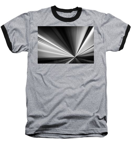 Baseball T-Shirt featuring the photograph Space-time Continuum by Mihai Andritoiu