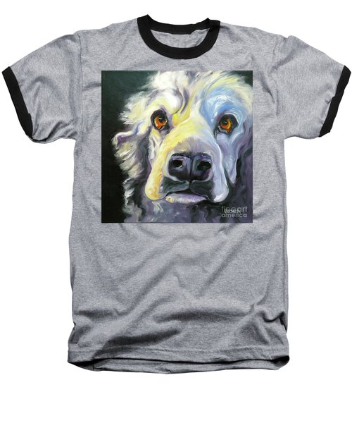 Spaniel In Thought Baseball T-Shirt