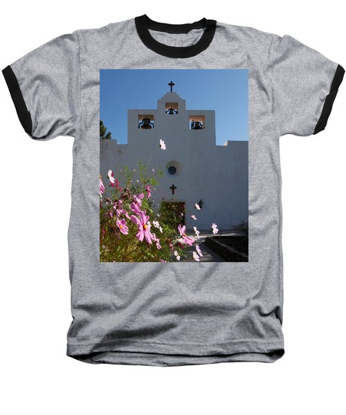 Spanish Mission Baseball T-Shirt
