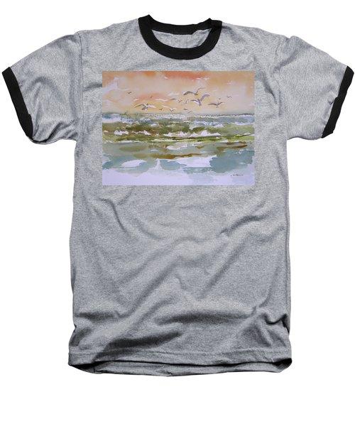 Sparkling Surf Baseball T-Shirt