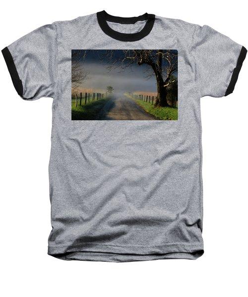 Sparks Lane Sunrise II Baseball T-Shirt