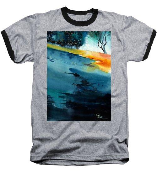 Spatial 1 Baseball T-Shirt