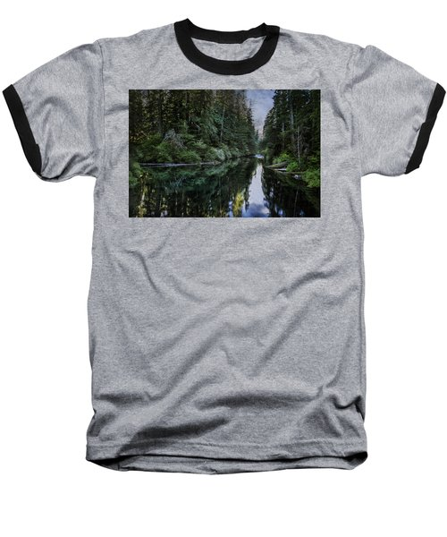 Spawning A River Baseball T-Shirt