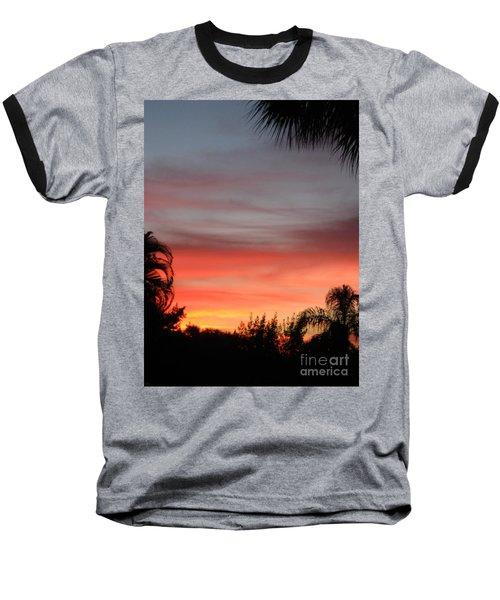 Spectacular Sky View Baseball T-Shirt