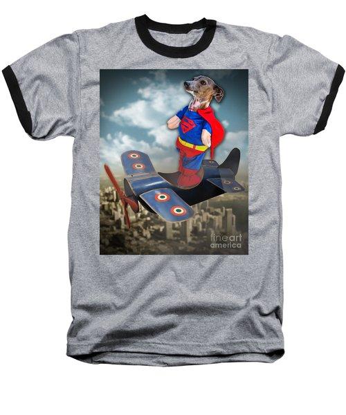 Speedolini Flying High Baseball T-Shirt