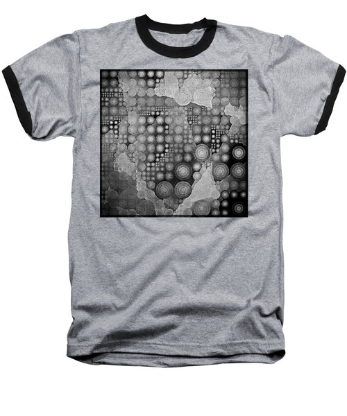 Spheroid II Baseball T-Shirt