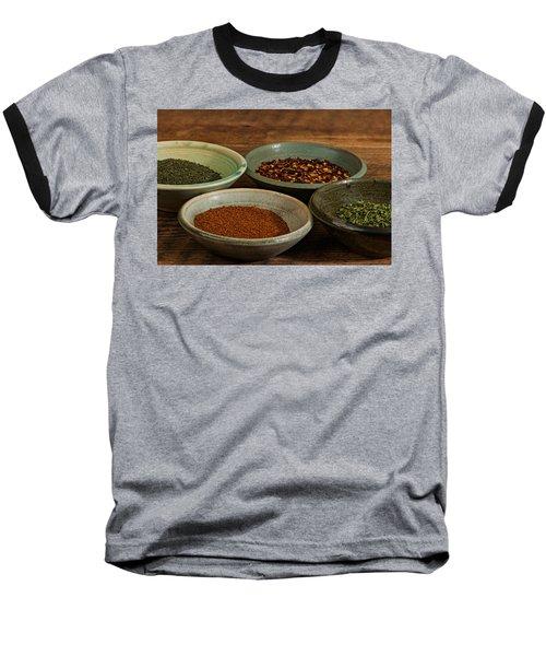 Spices Baseball T-Shirt
