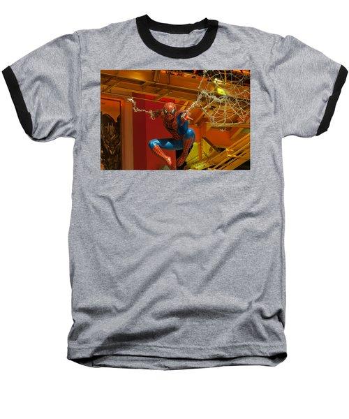 Spider Man Baseball T-Shirt
