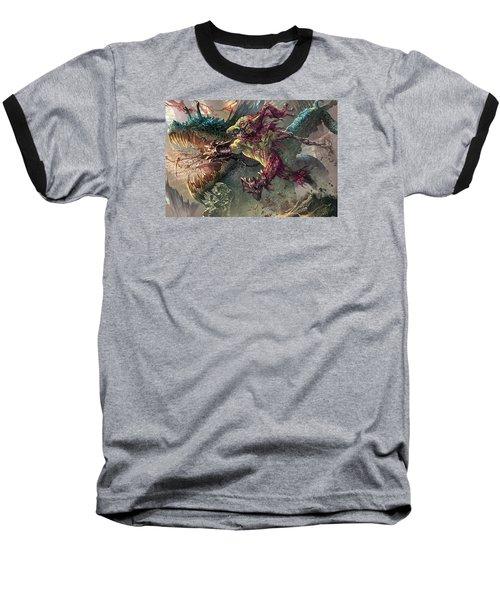 Spike Jester Baseball T-Shirt
