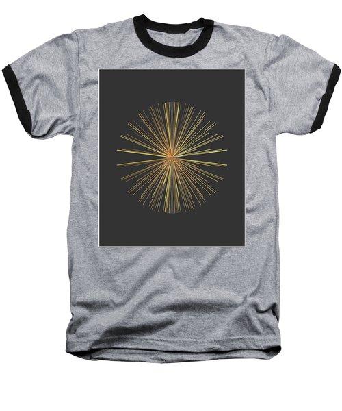 Baseball T-Shirt featuring the digital art Spikes... by Tim Fillingim