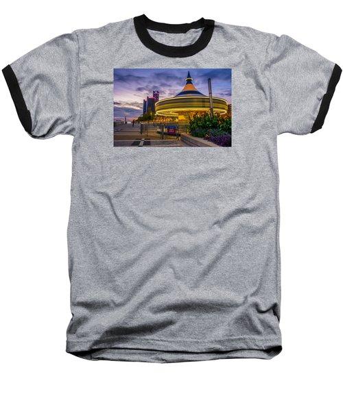 Spin Me Round Baseball T-Shirt