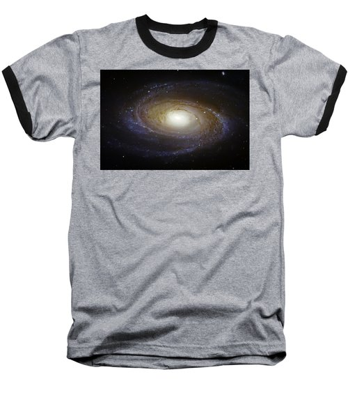 Spiral Galaxy M81 Baseball T-Shirt