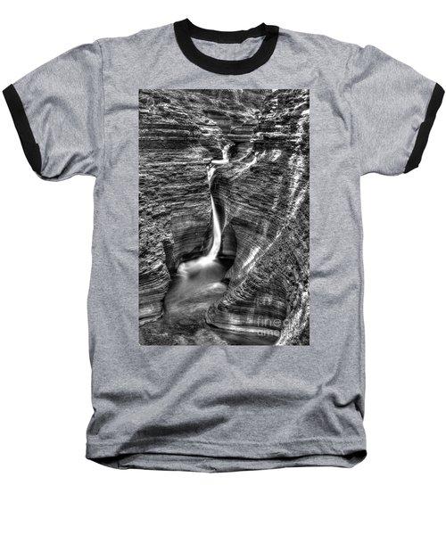Spiral Gorge Watkins Glen Baseball T-Shirt