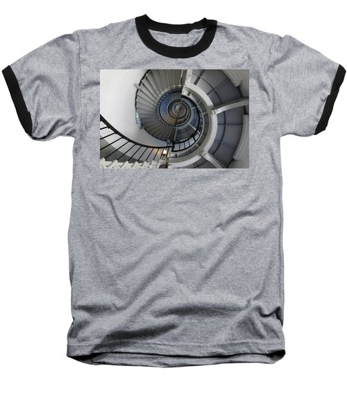 Baseball T-Shirt featuring the photograph Spiral by Laurie Perry