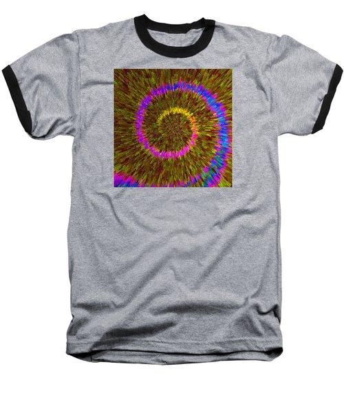 Spiral Rainbow IIi C2014 Baseball T-Shirt