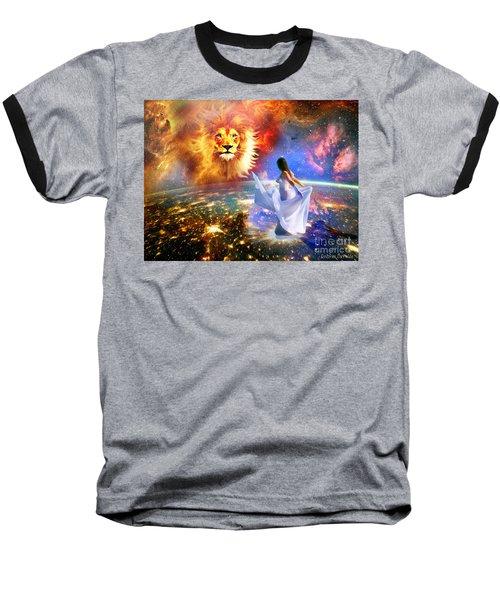 Spirit And Truth Baseball T-Shirt