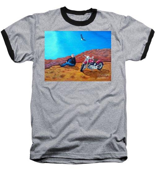 Spirit Eagle Baseball T-Shirt