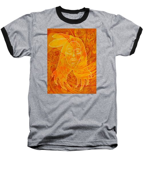 Spirit Fire Baseball T-Shirt