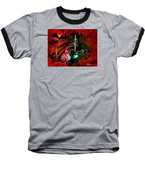 Spirit Of Christmas Baseball T-Shirt