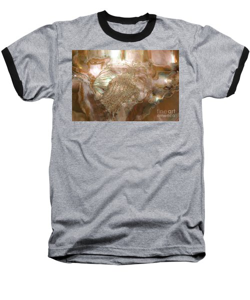 Baseball T-Shirt featuring the photograph Spirit Of The Soul by Sherri  Of Palm Springs