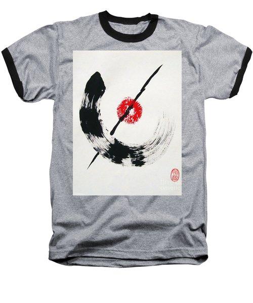 Spirit Of Zen Baseball T-Shirt