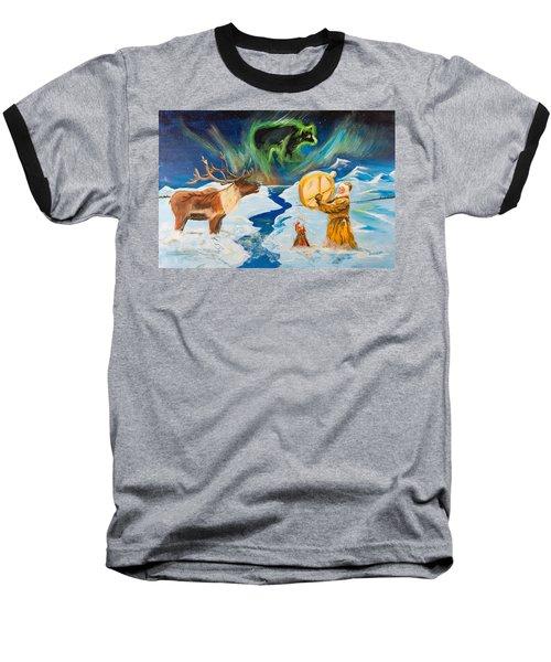 Spirits Call Baseball T-Shirt