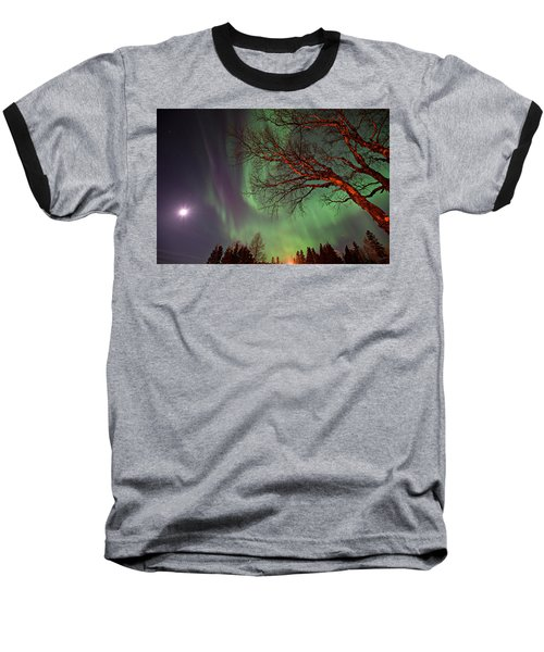 Spirits Of The Night    Baseball T-Shirt