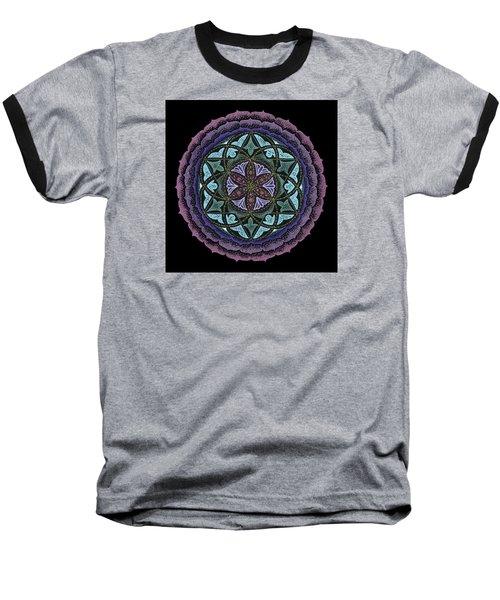 Spiritual Heart Baseball T-Shirt