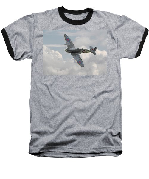 Spitfire - Elegant Icon Baseball T-Shirt