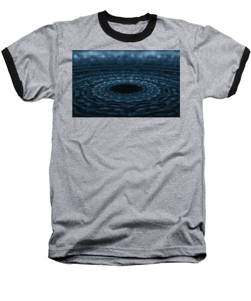 Splash Baseball T-Shirt by GJ Blackman