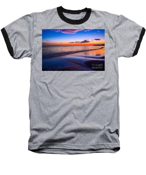 Splashes Of Color - Maui Baseball T-Shirt