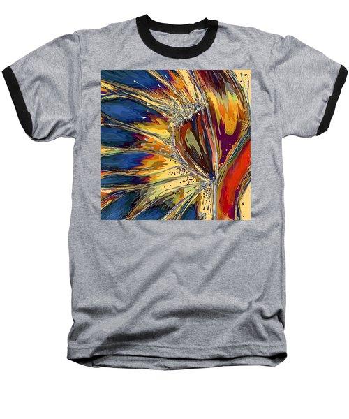 Splatter Baseball T-Shirt