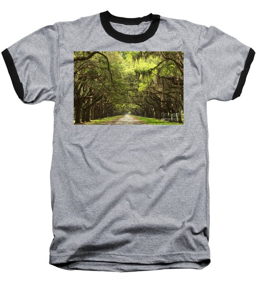 Splendid Oak Drive Baseball T-Shirt