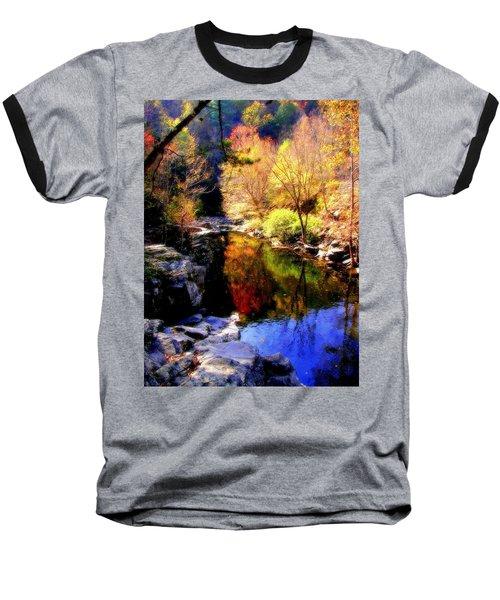 Splendor Of Autumn Baseball T-Shirt