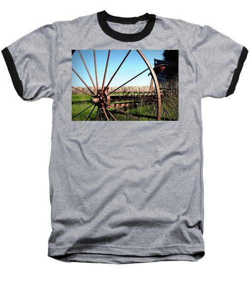 Spokes Baseball T-Shirt